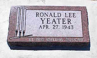YEATER, RONALD LEE - La Plata County, Colorado   RONALD LEE YEATER - Colorado Gravestone Photos