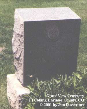 DAY, ESTELLA - Larimer County, Colorado | ESTELLA DAY - Colorado Gravestone Photos