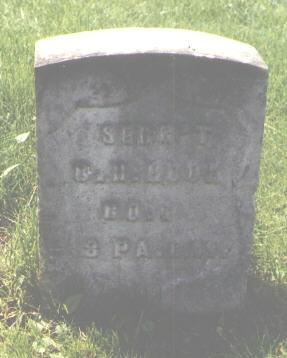 HOOK, C. H. - Larimer County, Colorado | C. H. HOOK - Colorado Gravestone Photos