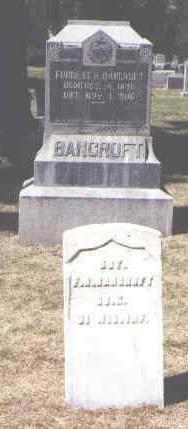 BANCROFT, FORREST H. - Las Animas County, Colorado | FORREST H. BANCROFT - Colorado Gravestone Photos