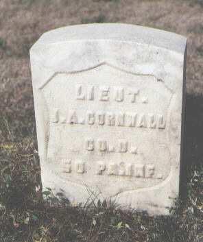 CORNWALL, J. A. - Las Animas County, Colorado | J. A. CORNWALL - Colorado Gravestone Photos