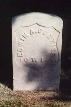 CURTISS, EDWIN A. - Las Animas County, Colorado | EDWIN A. CURTISS - Colorado Gravestone Photos