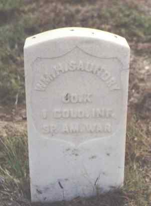SAUNDRY, WM. H. - Las Animas County, Colorado | WM. H. SAUNDRY - Colorado Gravestone Photos