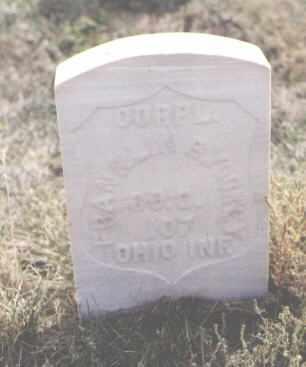 YOCKEY, FRANKLIN B. - Las Animas County, Colorado | FRANKLIN B. YOCKEY - Colorado Gravestone Photos