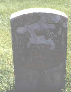 BROSSARD, PETER - Logan County, Colorado | PETER BROSSARD - Colorado Gravestone Photos