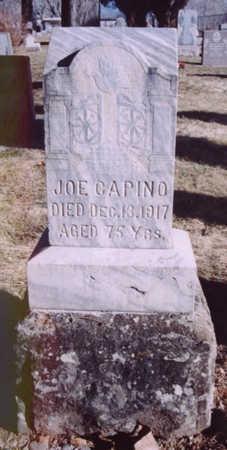 CAPINO, JOSEPH - Mesa County, Colorado | JOSEPH CAPINO - Colorado Gravestone Photos