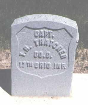 THATCHER, T. R. - Mesa County, Colorado | T. R. THATCHER - Colorado Gravestone Photos
