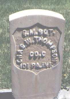 THOMPSON, CHAS. W. - Mesa County, Colorado | CHAS. W. THOMPSON - Colorado Gravestone Photos