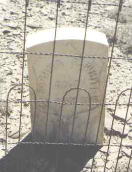 WHITE, JOSHUA R. - Mesa County, Colorado | JOSHUA R. WHITE - Colorado Gravestone Photos