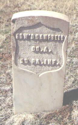 CAMPBELL, EDW'D - Montezuma County, Colorado | EDW'D CAMPBELL - Colorado Gravestone Photos