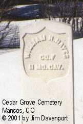 HAYES, WILLIAM H. - Montezuma County, Colorado   WILLIAM H. HAYES - Colorado Gravestone Photos