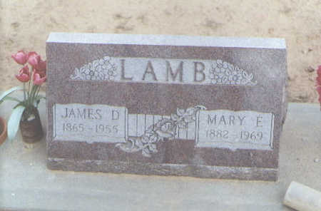 LAMB, MARY E. - Montezuma County, Colorado | MARY E. LAMB - Colorado Gravestone Photos