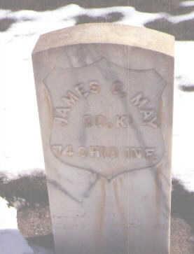 MAY, JAMES C. - Montezuma County, Colorado | JAMES C. MAY - Colorado Gravestone Photos
