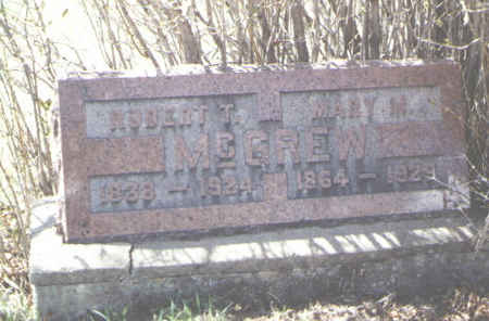 MCGREW, ROBERT T. - Montezuma County, Colorado | ROBERT T. MCGREW - Colorado Gravestone Photos