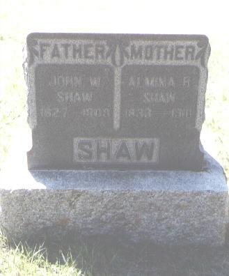 SHAW, JOHN W. - Montezuma County, Colorado | JOHN W. SHAW - Colorado Gravestone Photos