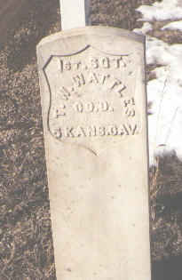 WATTLES, T. W. - Montezuma County, Colorado | T. W. WATTLES - Colorado Gravestone Photos