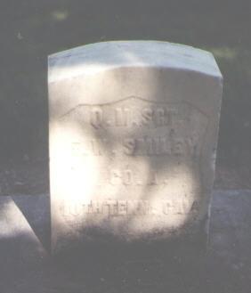 SMILEY, E. W. - Montrose County, Colorado | E. W. SMILEY - Colorado Gravestone Photos