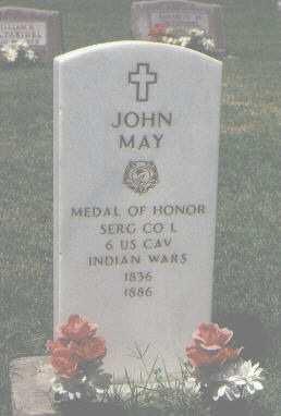 MAY, JOHN - Otero County, Colorado   JOHN MAY - Colorado Gravestone Photos