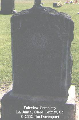SLATEN, ZULIA M. - Otero County, Colorado | ZULIA M. SLATEN - Colorado Gravestone Photos