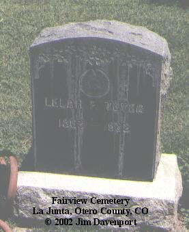 TETER, LELAH F. - Otero County, Colorado | LELAH F. TETER - Colorado Gravestone Photos