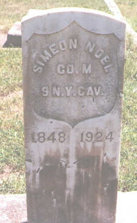 NOEL, SIMEON - Ouray County, Colorado | SIMEON NOEL - Colorado Gravestone Photos