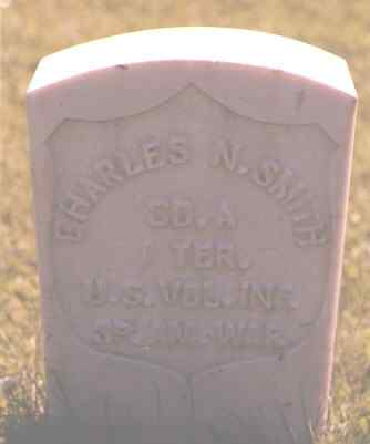 SMITH, CHARLES N. - Ouray County, Colorado | CHARLES N. SMITH - Colorado Gravestone Photos