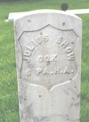 SHOW, JULIUS - Phillips County, Colorado | JULIUS SHOW - Colorado Gravestone Photos