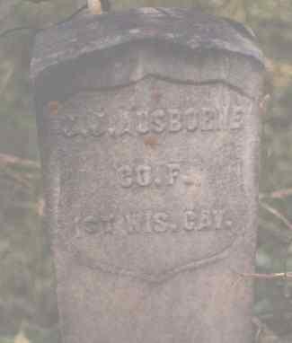 AUSBORNE, J. J. - Pitkin County, Colorado | J. J. AUSBORNE - Colorado Gravestone Photos