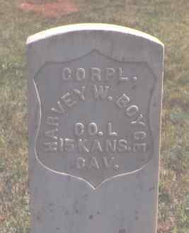 BOYCE, HARVEY W. - Pitkin County, Colorado | HARVEY W. BOYCE - Colorado Gravestone Photos