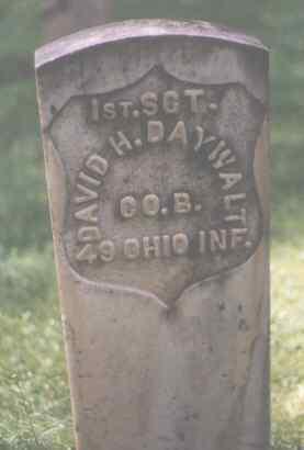 DAYWALT, DAVID H. - Pitkin County, Colorado | DAVID H. DAYWALT - Colorado Gravestone Photos