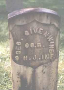 GIVENWINE, GEO. - Pitkin County, Colorado | GEO. GIVENWINE - Colorado Gravestone Photos