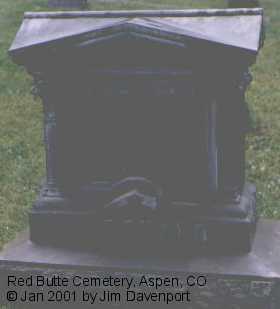 MCDONALD, SADIE - Pitkin County, Colorado | SADIE MCDONALD - Colorado Gravestone Photos