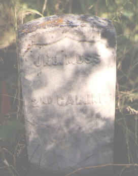 MOSS, JNO. - Pitkin County, Colorado | JNO. MOSS - Colorado Gravestone Photos
