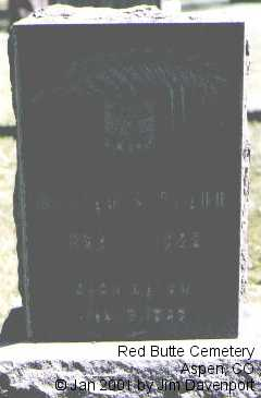 PLATT, WILLIAM S. - Pitkin County, Colorado | WILLIAM S. PLATT - Colorado Gravestone Photos
