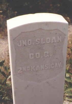 SLOAN, JNO. - Pitkin County, Colorado | JNO. SLOAN - Colorado Gravestone Photos