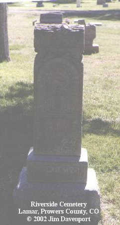STEPHENSON, JAMES - Prowers County, Colorado | JAMES STEPHENSON - Colorado Gravestone Photos