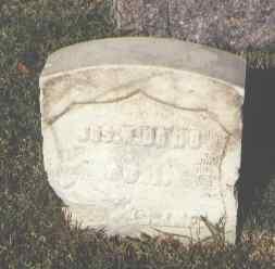 DODD, JOS. W. - Pueblo County, Colorado   JOS. W. DODD - Colorado Gravestone Photos