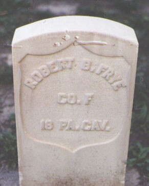 FRYE, ROBERT B. - Pueblo County, Colorado | ROBERT B. FRYE - Colorado Gravestone Photos