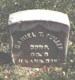 FULLER, DANIEL - Pueblo County, Colorado | DANIEL FULLER - Colorado Gravestone Photos