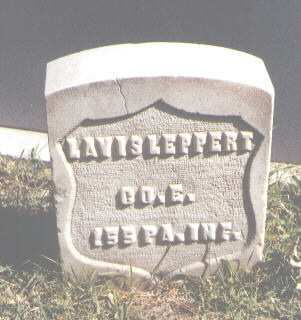LEPPERT, LAVIS - Pueblo County, Colorado | LAVIS LEPPERT - Colorado Gravestone Photos