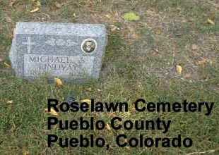 LINDVAY, MICHAEL S. - Pueblo County, Colorado | MICHAEL S. LINDVAY - Colorado Gravestone Photos