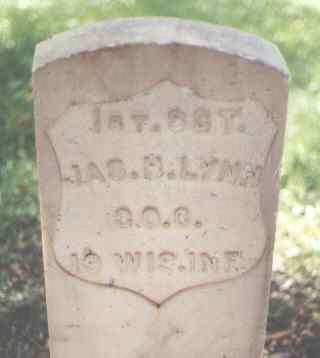 LYNN, JAS. H. - Pueblo County, Colorado | JAS. H. LYNN - Colorado Gravestone Photos