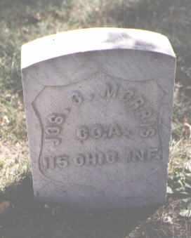 MORRIS, JOS. C. - Pueblo County, Colorado   JOS. C. MORRIS - Colorado Gravestone Photos