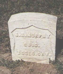 MURPHY, J. H. - Pueblo County, Colorado | J. H. MURPHY - Colorado Gravestone Photos
