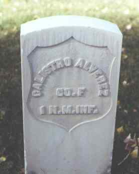 ALVEREZ, CALISTRO - Rio Grande County, Colorado | CALISTRO ALVEREZ - Colorado Gravestone Photos