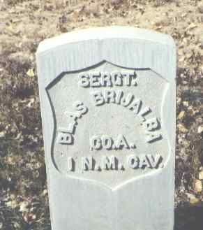 BRIJALBA, BLAS - Rio Grande County, Colorado | BLAS BRIJALBA - Colorado Gravestone Photos