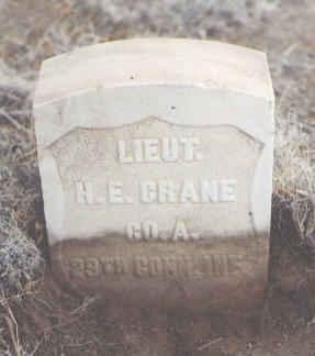 CRANE, H. E. - Rio Grande County, Colorado | H. E. CRANE - Colorado Gravestone Photos