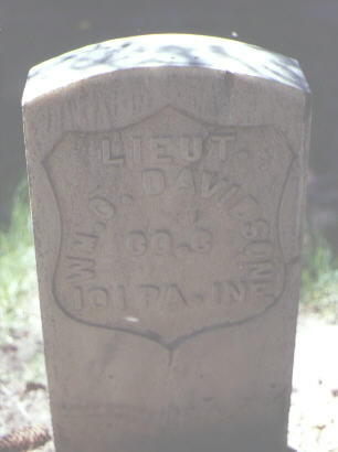 DAVIDSON, WM. C. - Rio Grande County, Colorado | WM. C. DAVIDSON - Colorado Gravestone Photos
