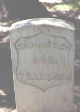 EVES, GEO. P - Rio Grande County, Colorado | GEO. P EVES - Colorado Gravestone Photos