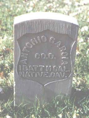 GARCIA, ANTONIO - Rio Grande County, Colorado | ANTONIO GARCIA - Colorado Gravestone Photos